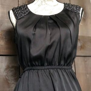 Forever21  Sleeveless Black Dress